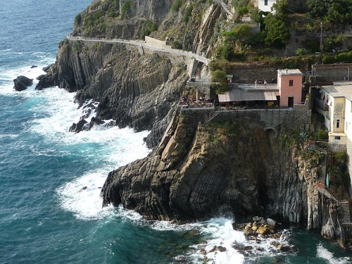 Cinque Terre: Riomaggiore, via dell'amore