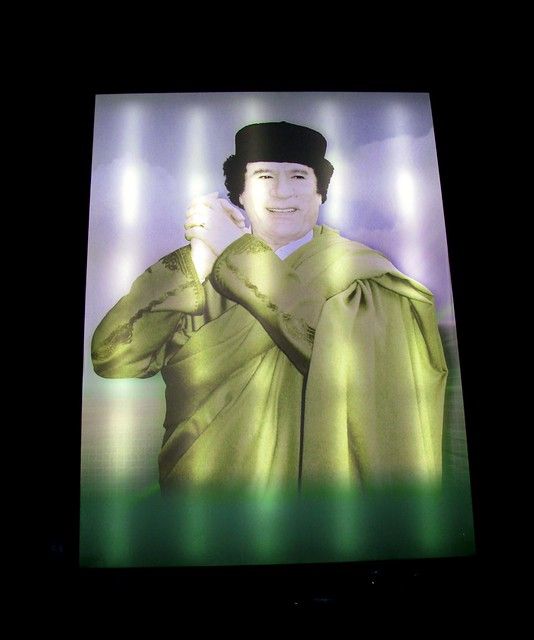Gaddafi images