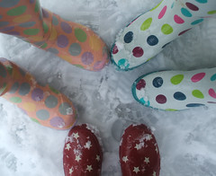 ~ Awesome wellies ~ photo by ♥Lemon-kisses♥