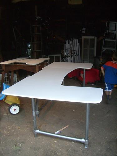 Primed Desk