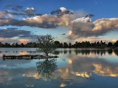 Lake photo by Kimberly Dickinson