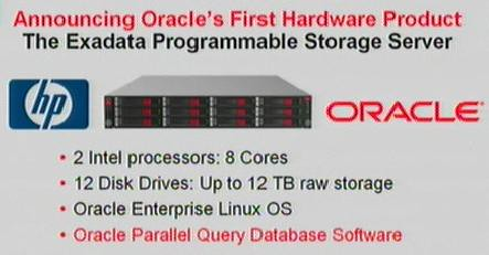 3 - oracle hardware product