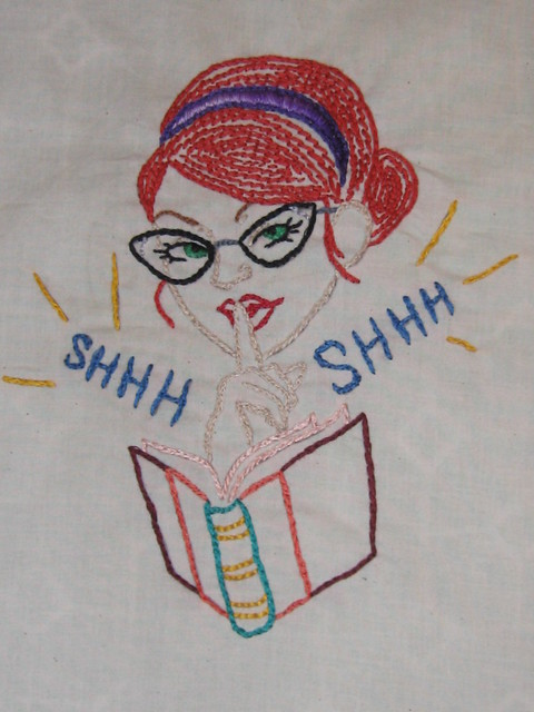 Hand embroidery books « origami