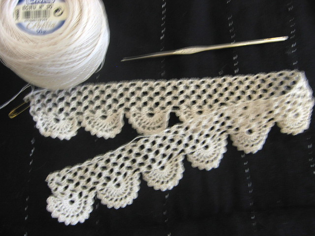 Crochet Edging Patterns - Create a Website | Tripod Web Hosting