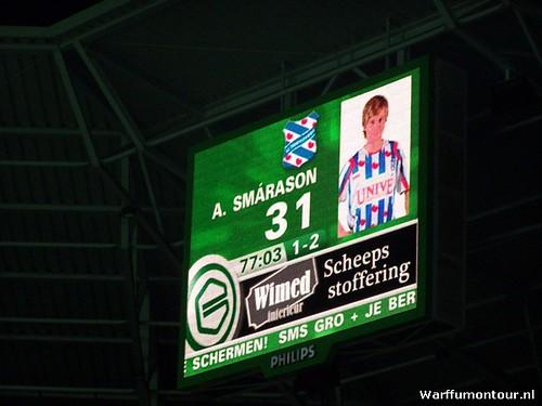 3144249563 5b0b05612f FC Groningen   SC Heerenveen 2 3, 28 december 2008