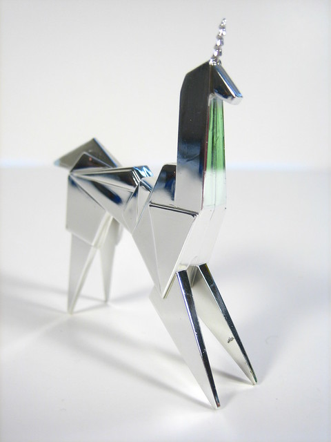origami unicorn blade runner 171 embroidery amp origami