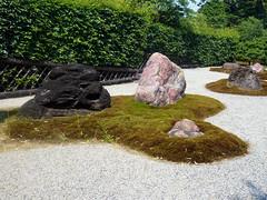 Nijo-jo gardens - Zen