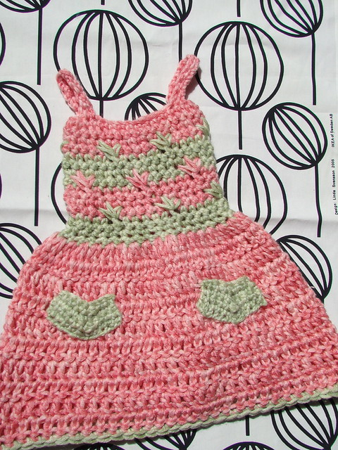 Free Pattern Crochet Dress Toddler -