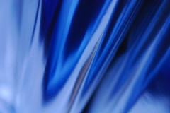 andante blue everywhere —abstract photography photo by ary snyder