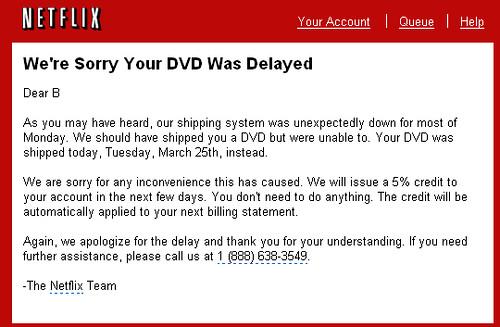 NetflixSorry