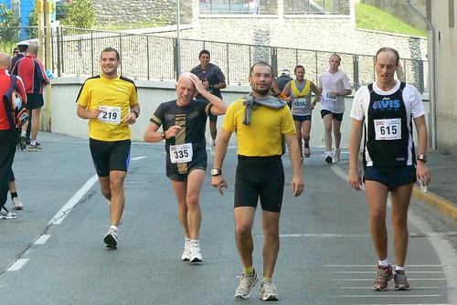 2008-10-12 Bedizzole - Mezza Maratone dei 5 Castelli (47) rita