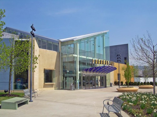 Paramus Park Shopping Mall Interactive Directory Map
