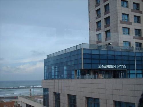 Meridian Hotel with Mediteranian Ocean