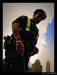 king kong cop photo by mudpig