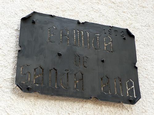 Ermita de Santa Ana, Onil
