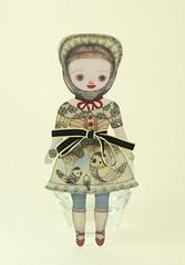 Kiki paper doll photo by Elsita (Elsa Mora)