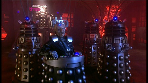 Davros and co.