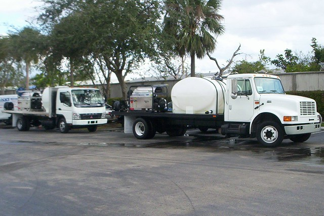 Truck-mount carpet cleaning is the most powerful and effective carpet cleaning system available today.