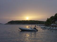 Maslinica, island Šolta, Croatia