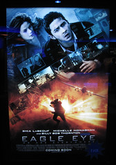 Eagle Eye US Movie Poster