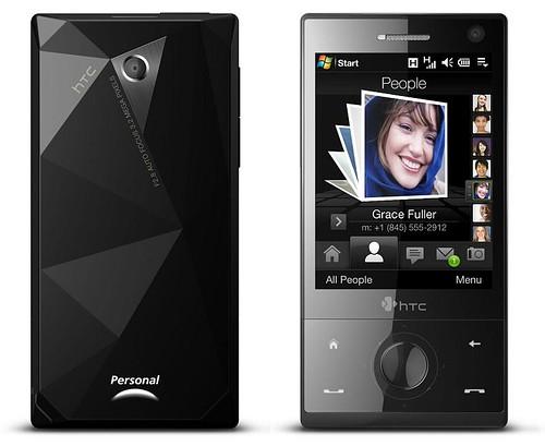 Personal presenta el HTC Diamond 3G Touch Screen
