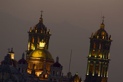 Puebla de Noche