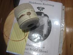 Unst Wedding Shawl