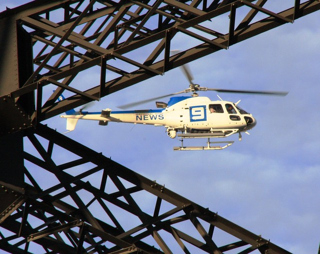 Channel 9 news Chopper | Flickr - Photo Sharing!
