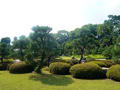 Nijo-jo gardens
