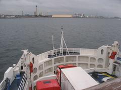 Helsingor to Helsingborg ferry
