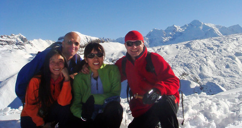 Tete de Veret - 2309 metres