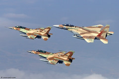 airborne precision  Israel Air Force photo by xnir