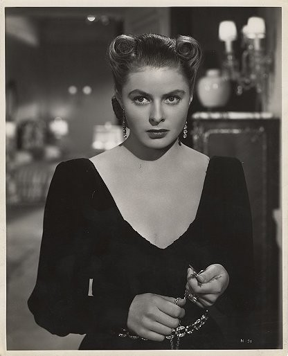 Ingrid Bergman in Notorious | Flickr - Photo Sharing!
