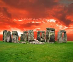 The Stonehenge in UK photo by gary718