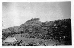 1943- Tunisie- Le piton de Takrouna