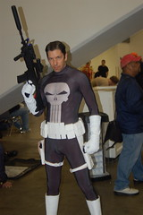 Wonder Con 2008: punisher photo by earthdog