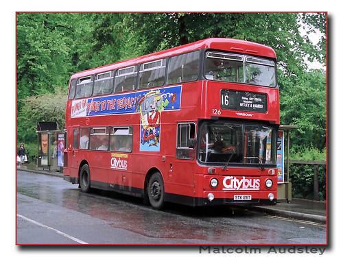Southampton 126 STK126T