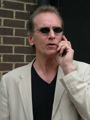 Actor, James Woods