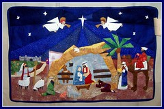 Christmas Nativity by Dianne Minckler photo by snow41