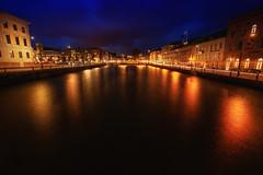 Gothenburg by Night photo by Rutger Blom