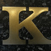 K - brass
