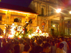 Good Friday Procession in Baliuag, Bulacan photo by Paul D Possum