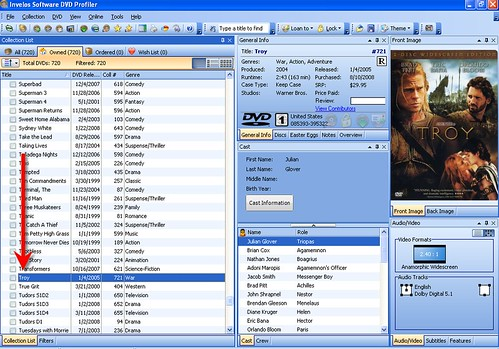 DVD Profiler 7