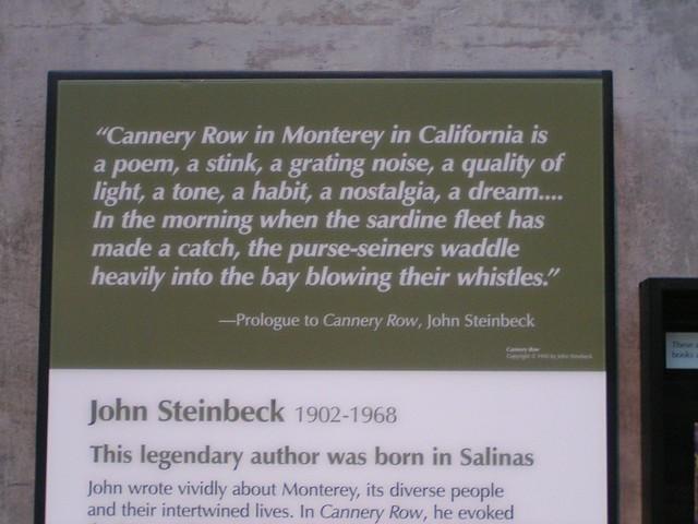 Cannery Row Essay