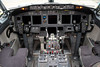 737-800 Flight Deck with notes