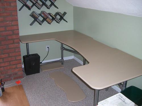 Tisch am Platz