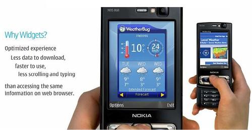 Nokia - Why Widget