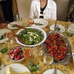 Superb meals aboard Emma