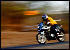 High Speed Panning: On Explore Now ! photo by Captain Nandu Chitnis