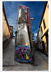"""Goodbye Series""(II): ¡I wish seeing you soon, Art in Valparaiso! (a must read!) photo by B'Rob"